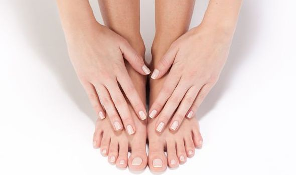 Intence Hand and Foot Care